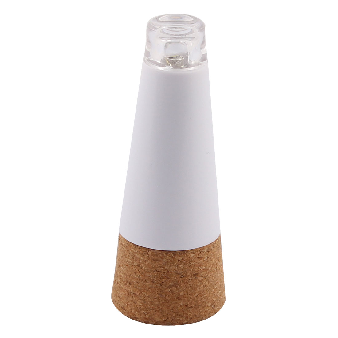 Cork Shaped USB Rechargeable LED Lamp Stopper Decor Empty Wine Bottle Light