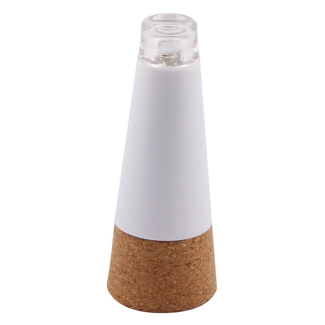 Cork Shaped 7 Colors USB LED Lamp Stopper Decor Empty Wine Bottle Light