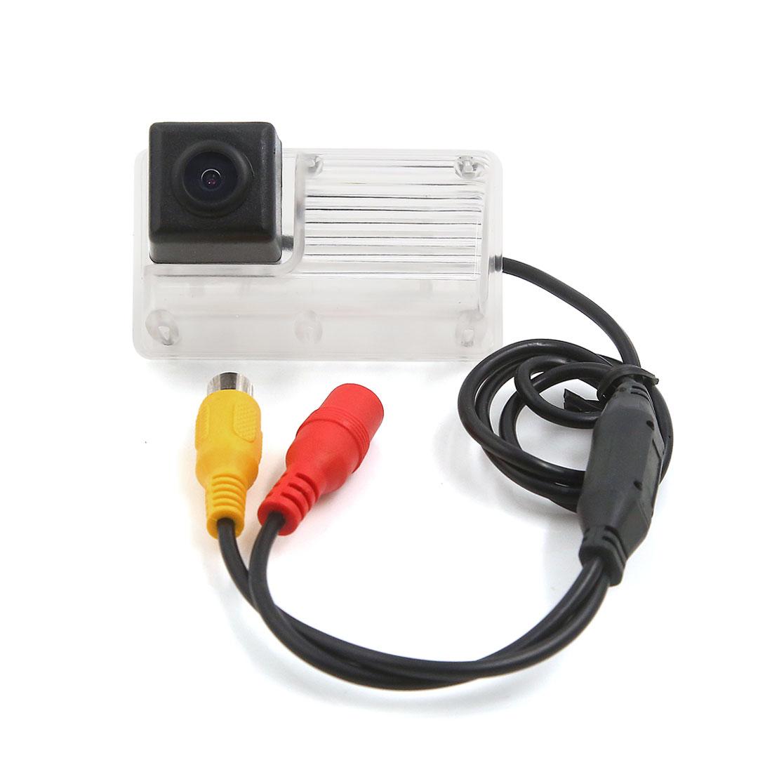 Waterproof 170 Degree HD CCD Rear View Reverse Backup Parking Camera for Corolla
