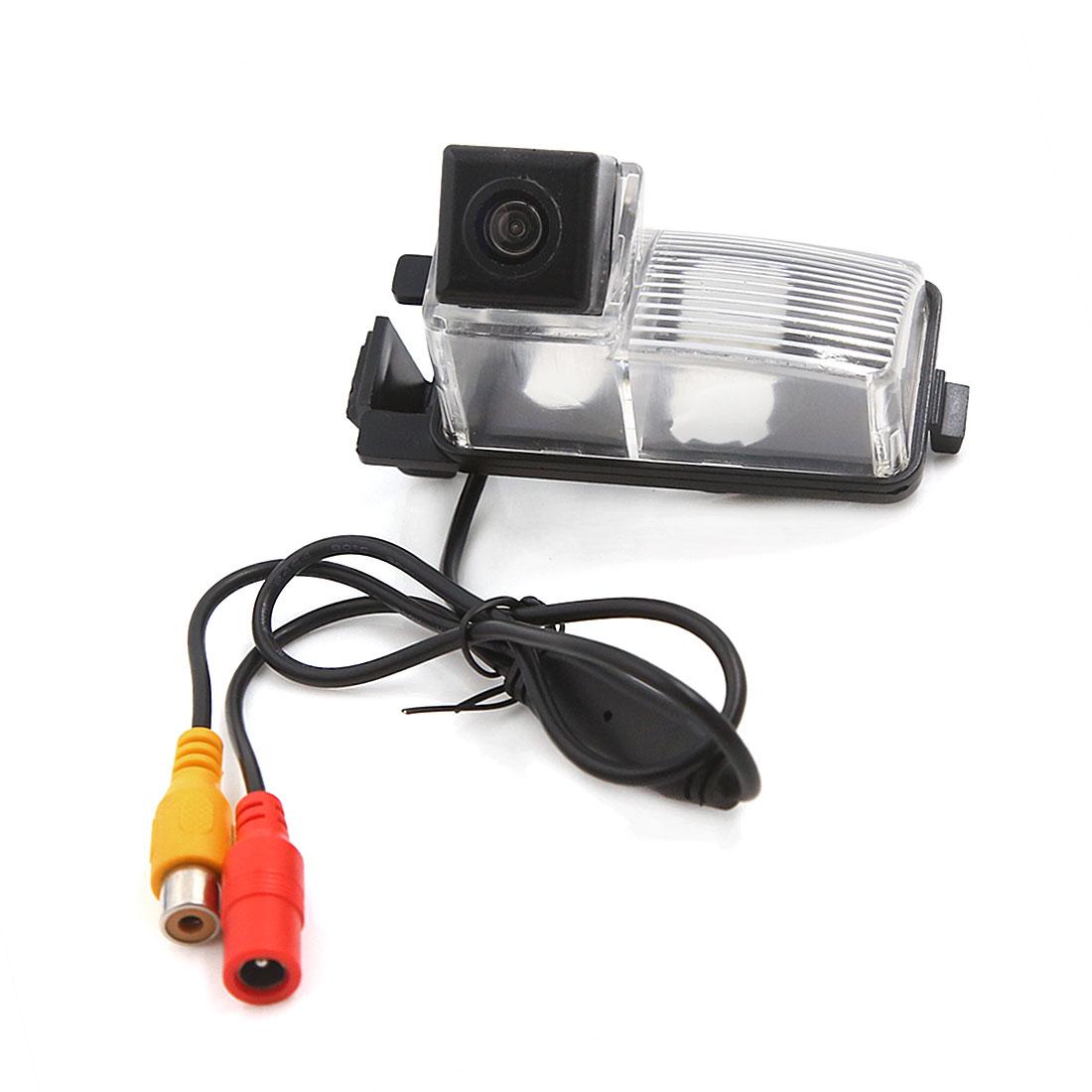 Waterproof 170 Degree Rear View Reversing Parking Camera for Nissan Livina Tiida