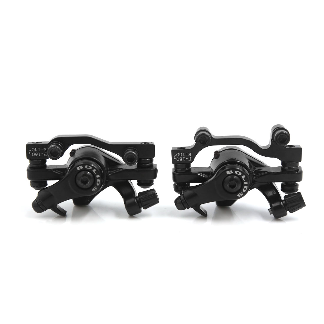 Mountain Bike Road Vehicles Bicycle Front and Rear Mechanical Disc Brake 2Pcs