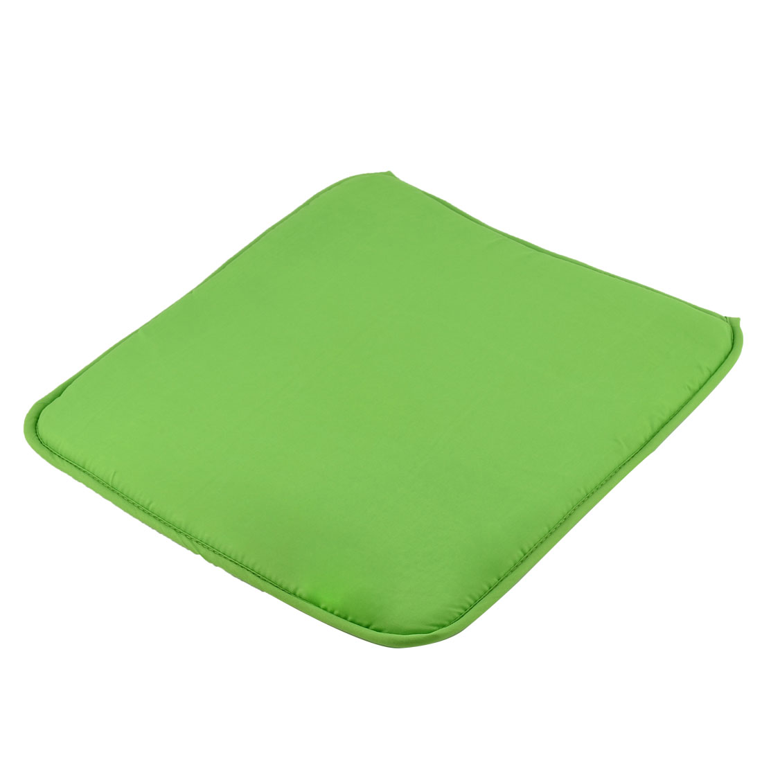 Home Office Sponge Solid Anti Slip Seat Chair Cushion Pad Cover Green 39 x 39cm
