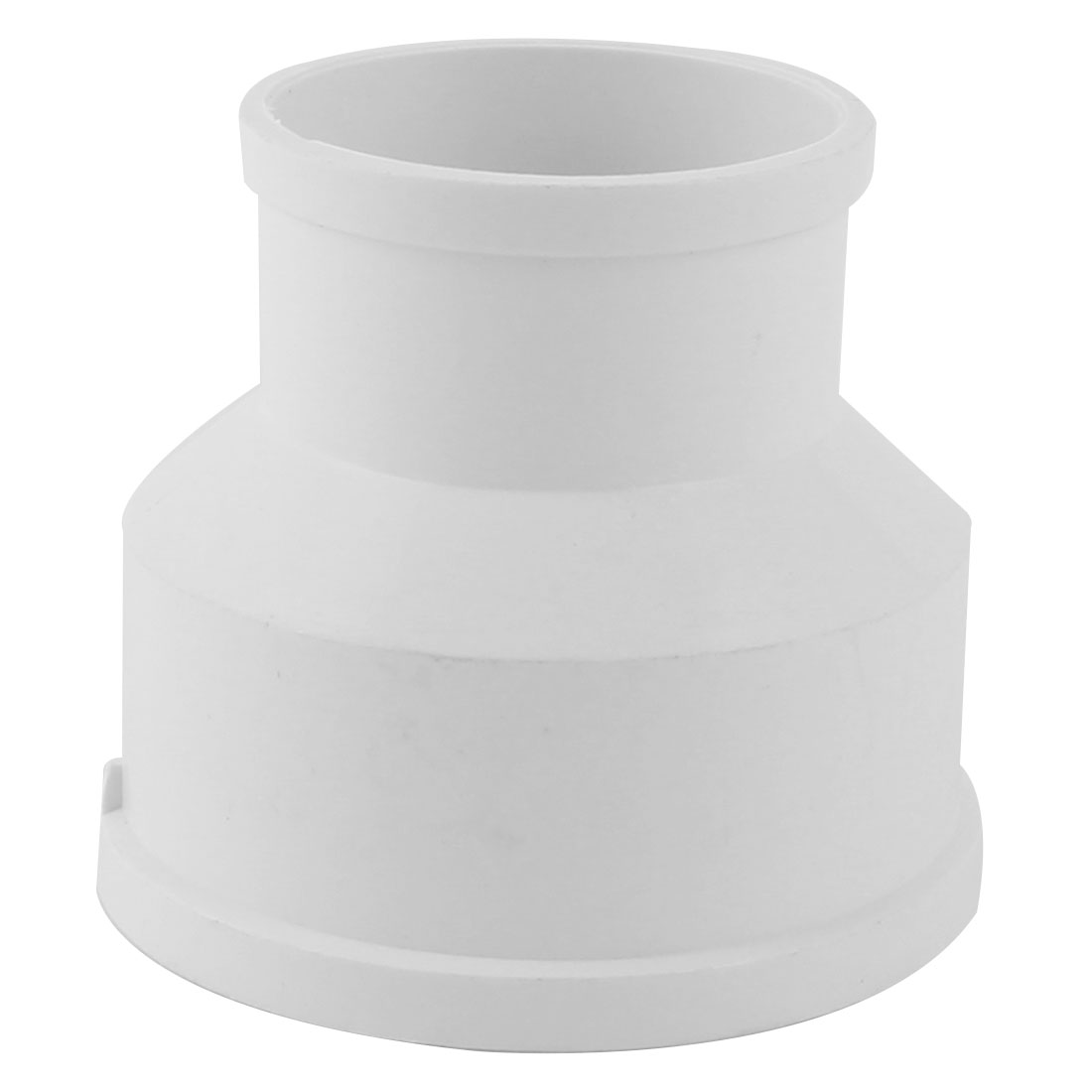 Household Industrial PVC Straight Type Water Drainage Pipe Connector Fitting