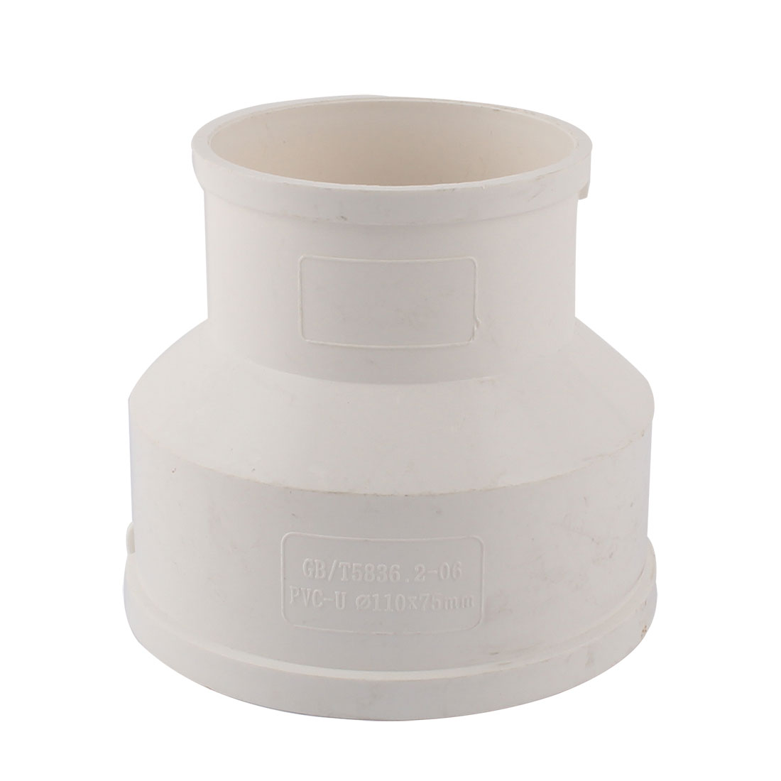 Industrial Home PVC Straight Design Water Drainage Pipe Drainpipe Tube Connector Fitting