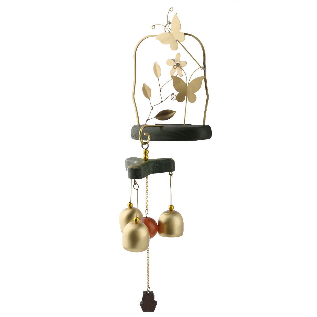 Living Room Self Adhesive Hook Birthday Gift Hanging Wind Bell Chime Windbell