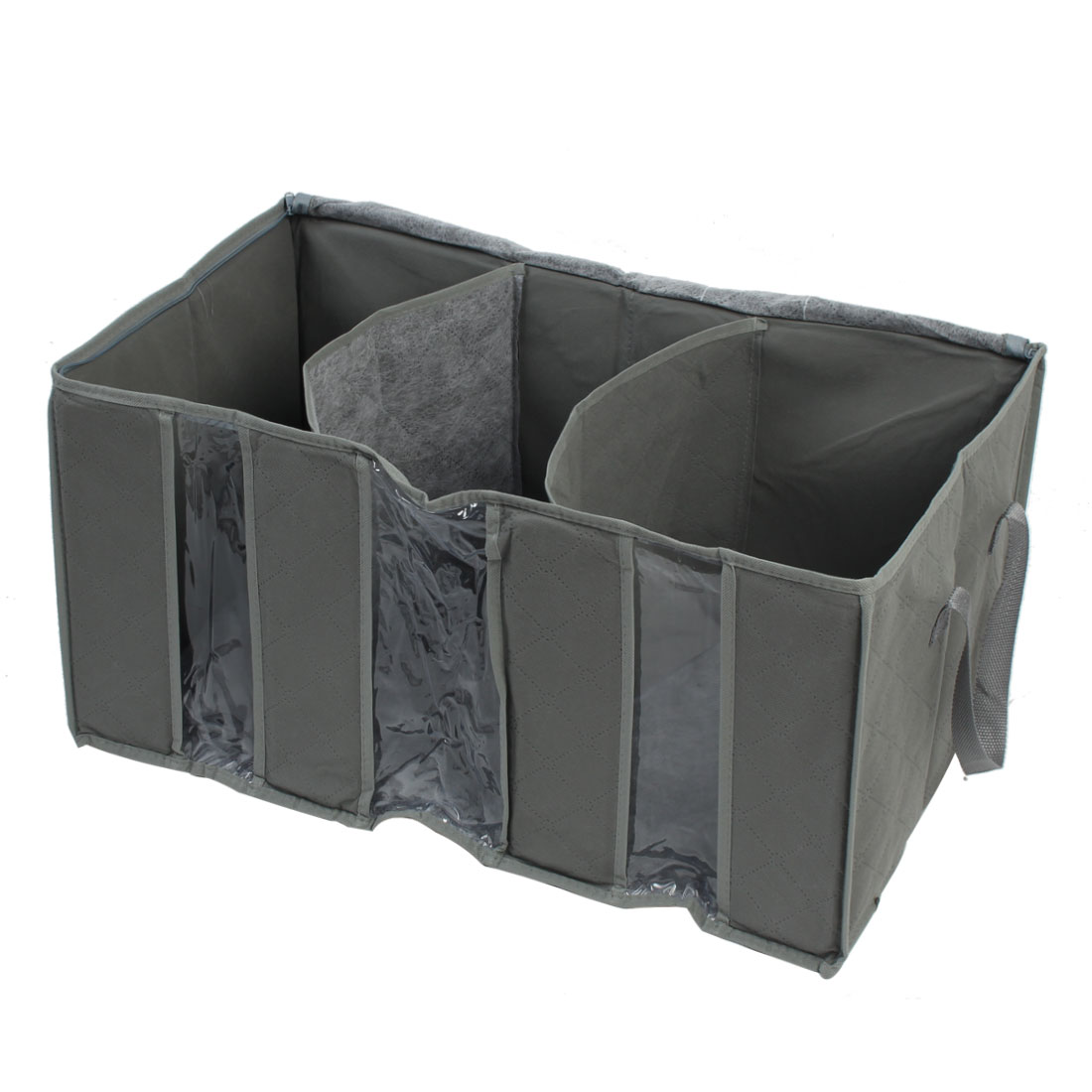 Folding Clothes Sundries Quilt Organizing Box Case Storage Bag Container Holder
