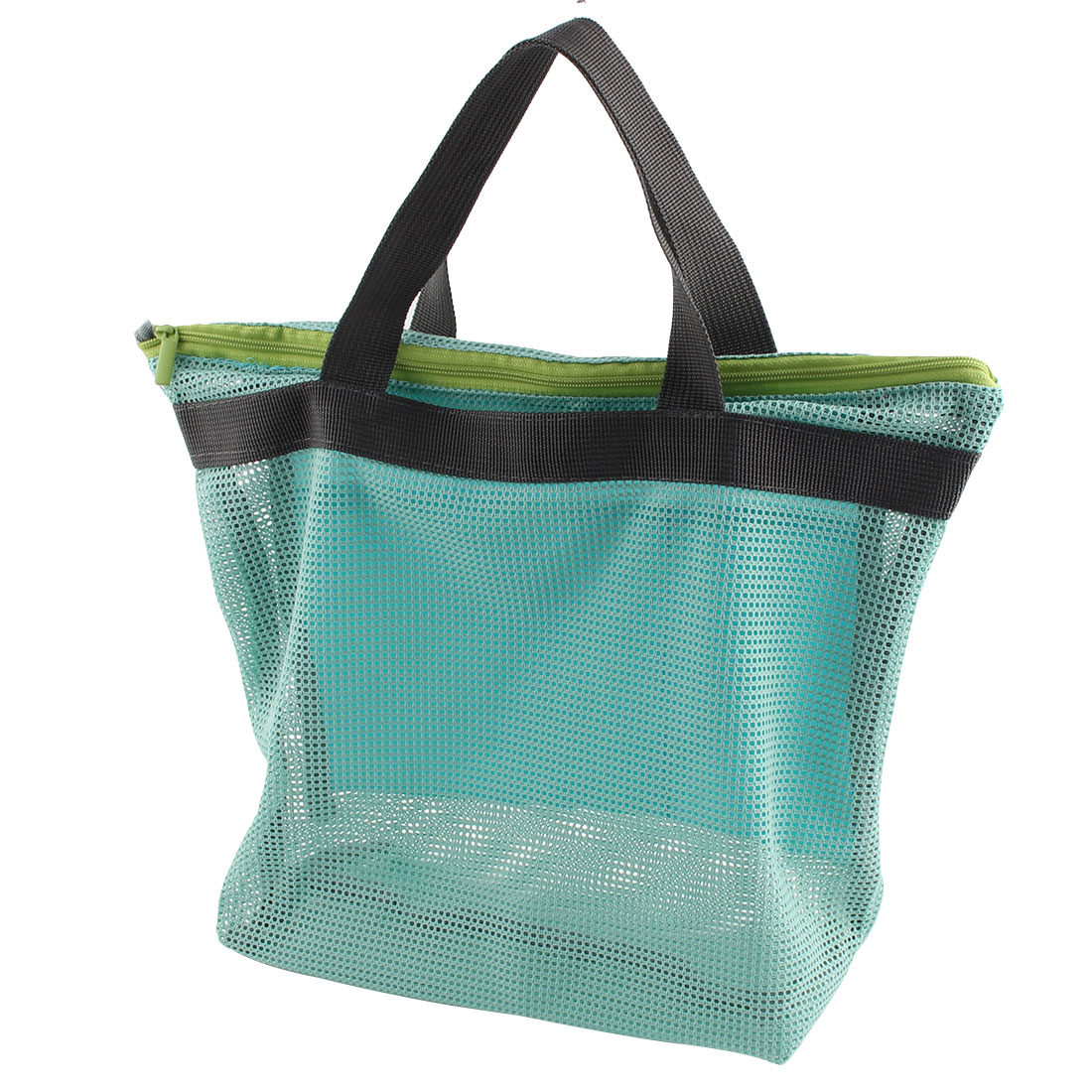 Travel Beach Mesh Design Bathing Product Towel Holding Storage Handbag Wash Bag Pouch