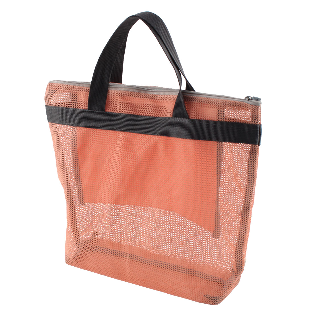 Travelling Sea Shore Bathing Product Towel Holder Storage Handbag Mesh Bag Container
