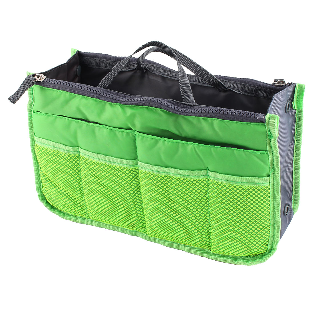 Portable Multi-functional Storage Bag Handbag Organizer Holder Container Green