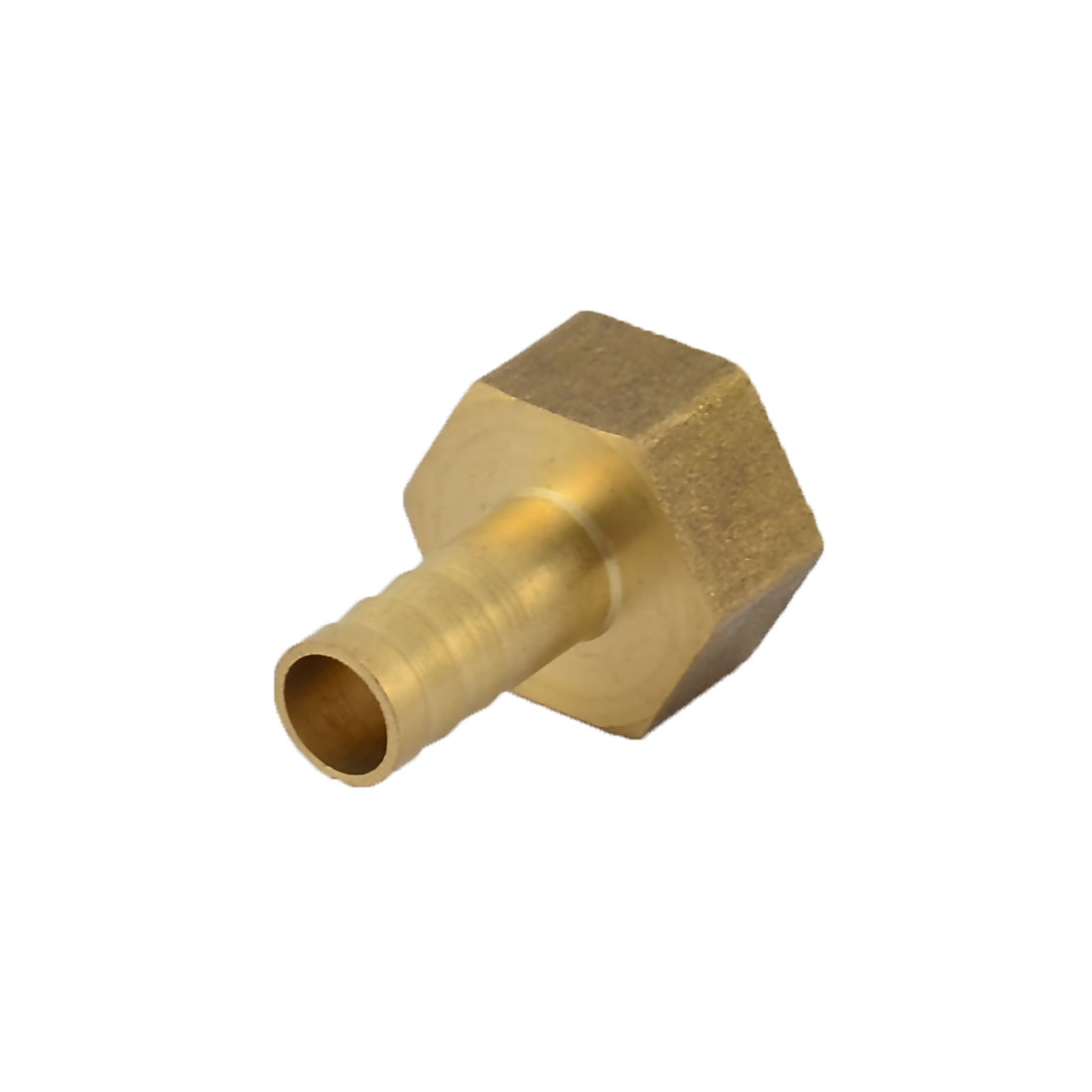 Brass 1/2BSP Female Thread Hose Barb Coupler Quick Joint Connector Adapter for 10mm Inner Dia Hose