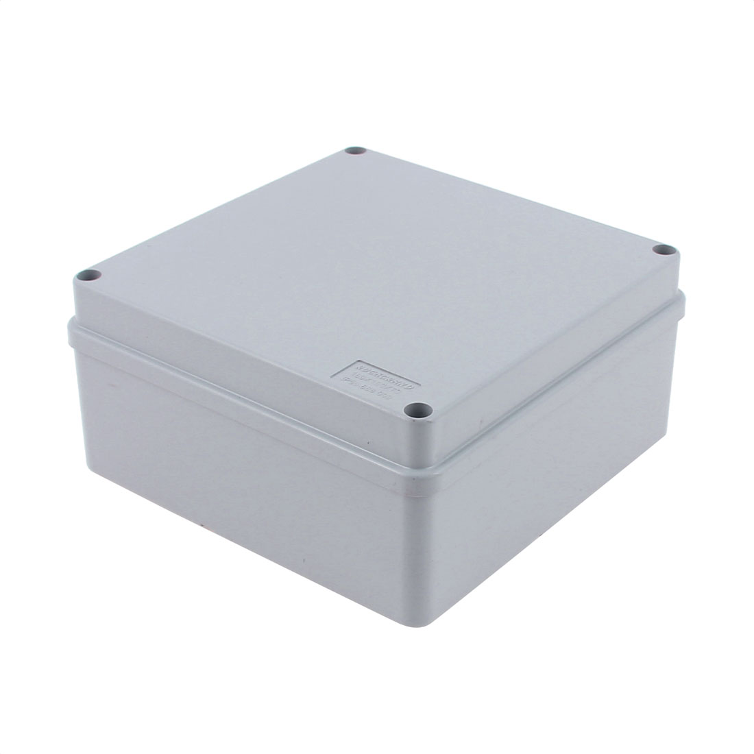 150 x 150 x 75mm Dustproof IP65 Junction Box DIY Terminal Connecting Box Enclosure