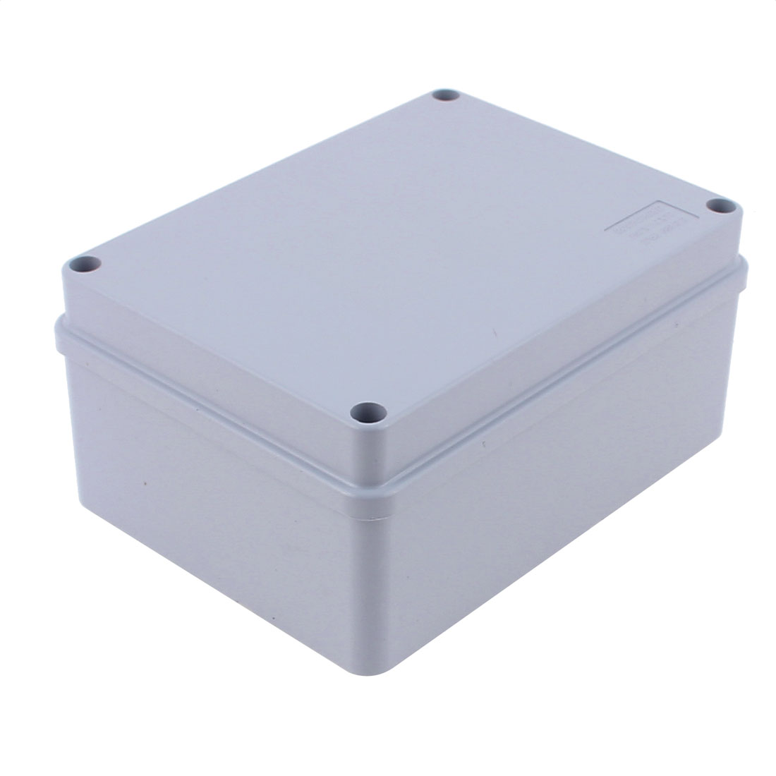 150 x 110 x 70mm Dustproof IP65 Junction Box DIY Sealed Connecting Box Enclosure