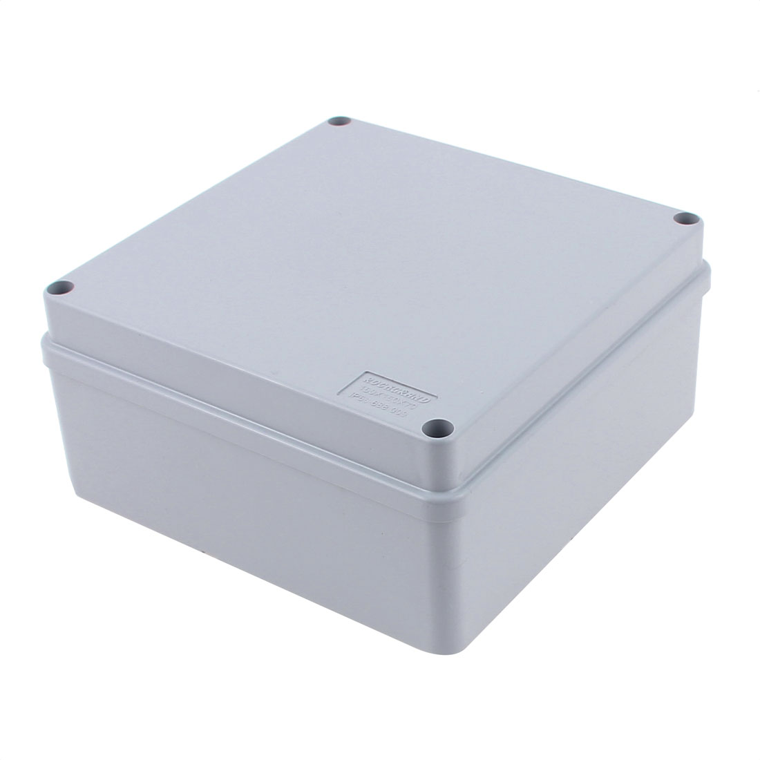 150 x 150 x 70mm Dustproof IP65 Junction Box DIY Sealed Connecting Box Enclosure