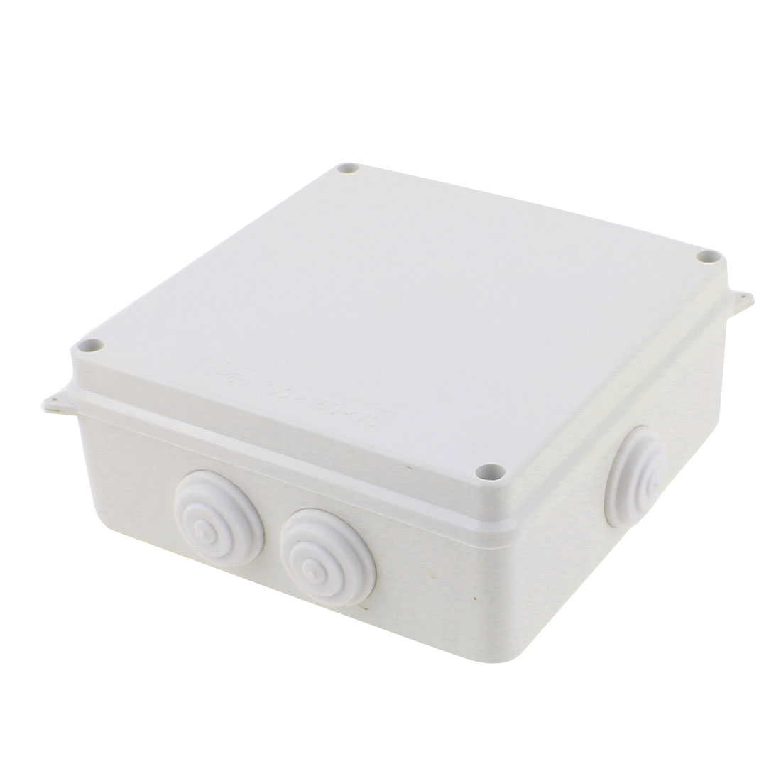 150 x 150 x 60mm Dustproof IP65 Junction Box DIY Sealed Connecting Box Enclosure