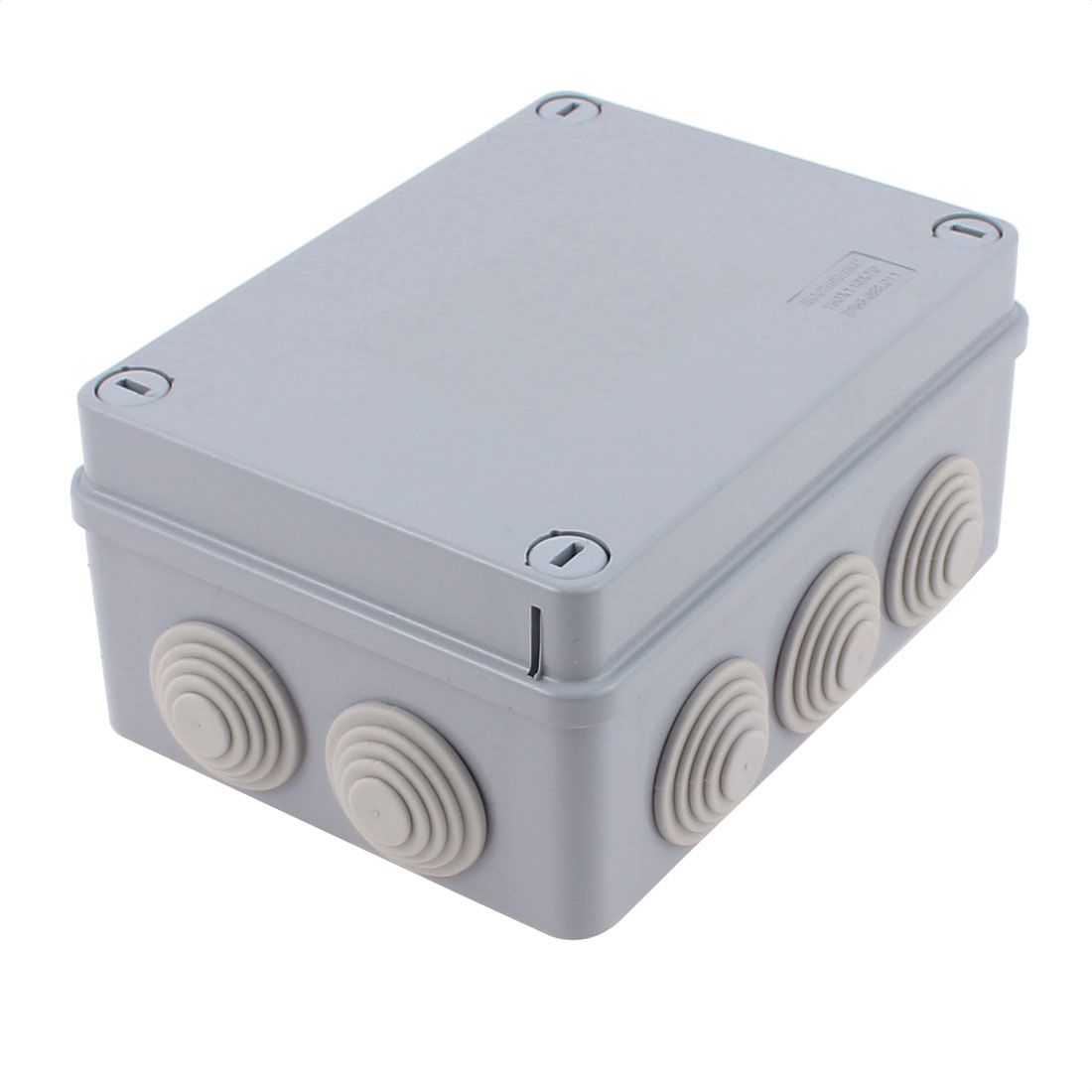 150 x 110 x 70mm Dustproof IP65 Junction Box Sealed Terminal Connecting Box
