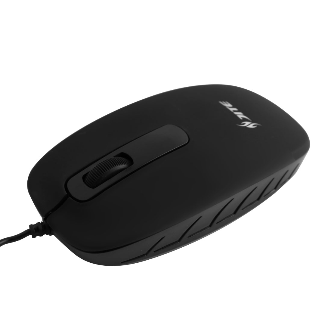 Notebook Computer 1000 DPI Red LED Wired Optical Gaming Mouse Mice Black