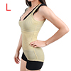 L Women Lady Shapewear Firm Control Tummy Slimmer Full Body Shaper Bodysuits
