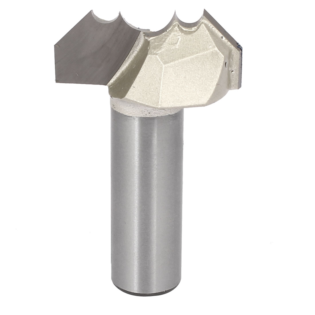 1/2-inch Round Shank 1-1/4-inch Cutting Dia Double Dargon Ball Router Bit Cutter Tool