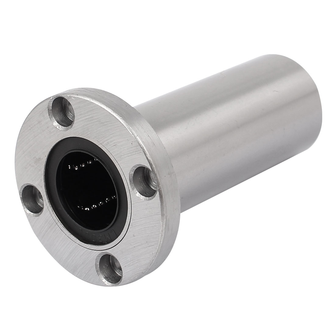 LMF30LUU 30mm Inner Dia Round Flange Type Linear Motion Ball Shaft Bearing