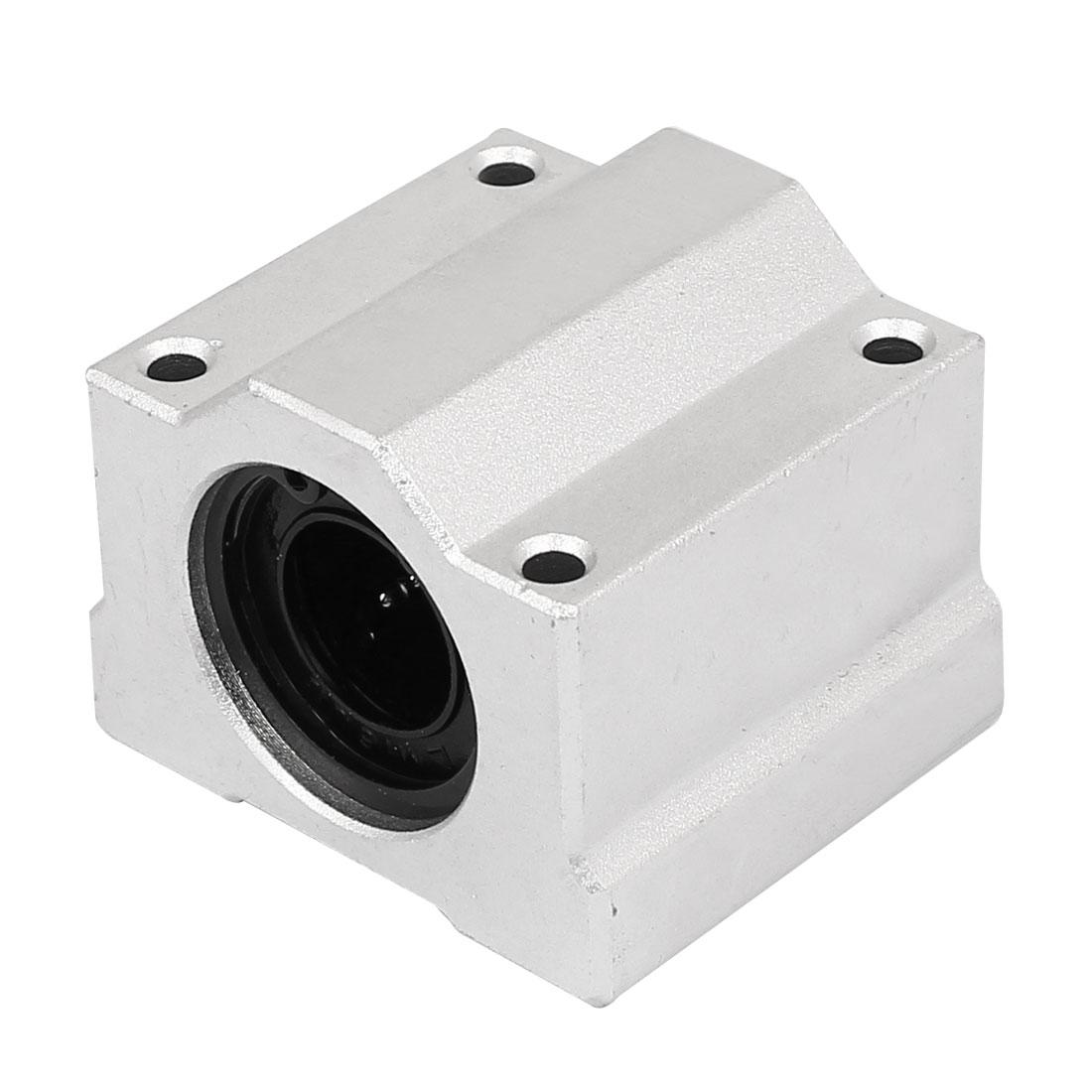SCS16UU 16mm Inner Dia Linear Motion Ball Bearing Slide Unit Bushing