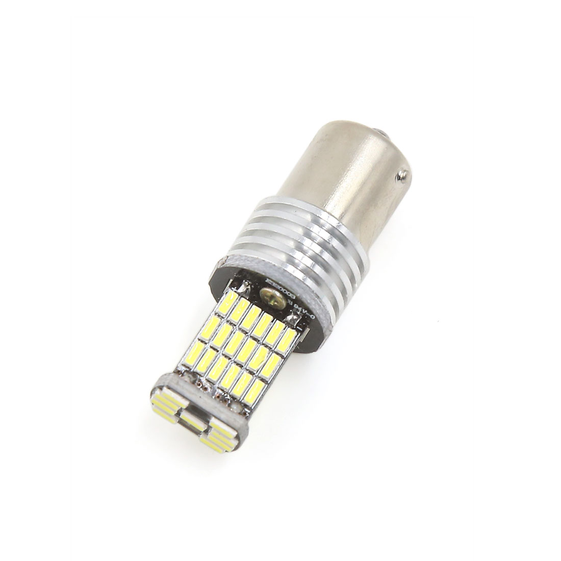 1156 45 White LED 4014 SMD Lamps Tail Turn Reverse Light Bulb DC 12V for Car