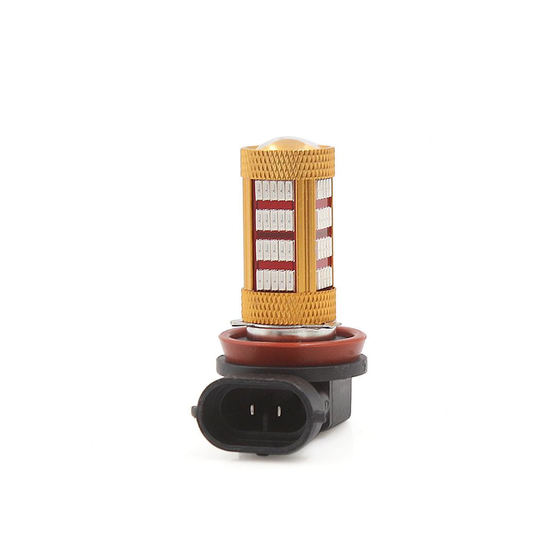 DC 12V H8 H11 92 Red LEDs 4014 SMD Driving Fog Lamp Light Bulb for Car