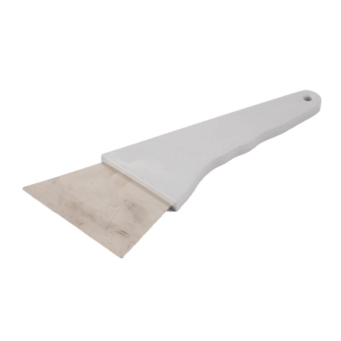 Car Windscreen Window Film Wrap Tint Cleaning Scraper Light Gray 23 x 10.2 x 1cm