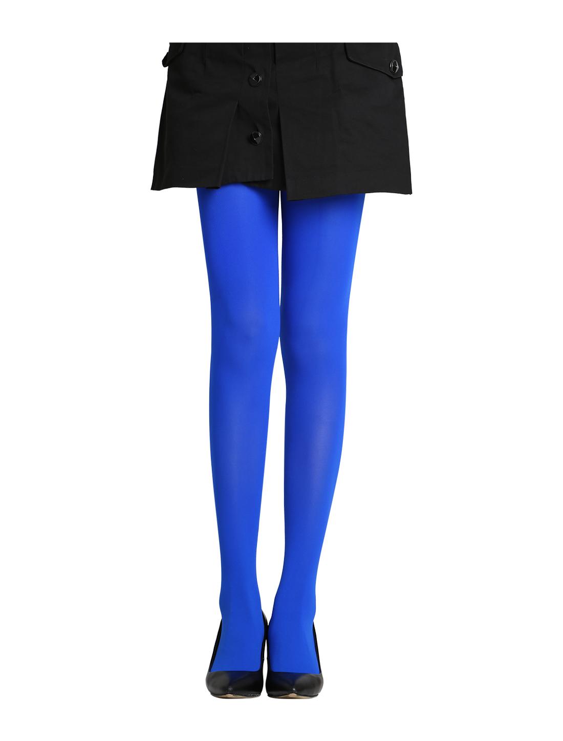 Women 1 Pack Control Top Sheer To Waist Toe Pantyhose Royal XS