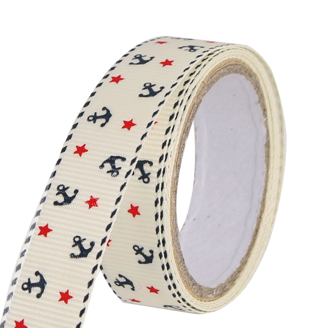 DIY Fancier Anchor Pattern Scrapbooking Crafting Decorative Sticky Tape Sticker Roll