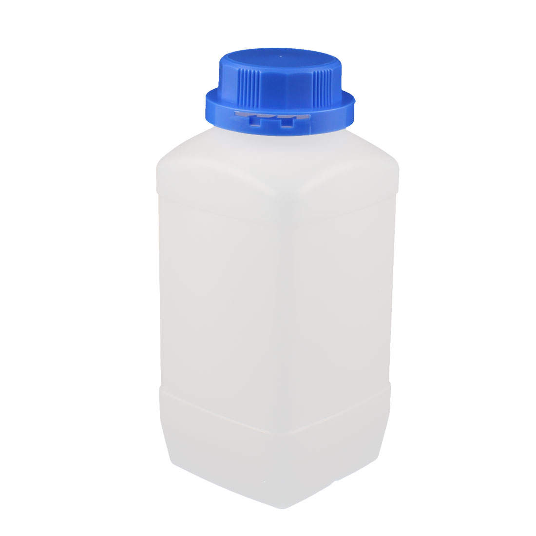 1500ml Plastic Square Wide Mouth Chemical Sample Reagent Bottle Thickening