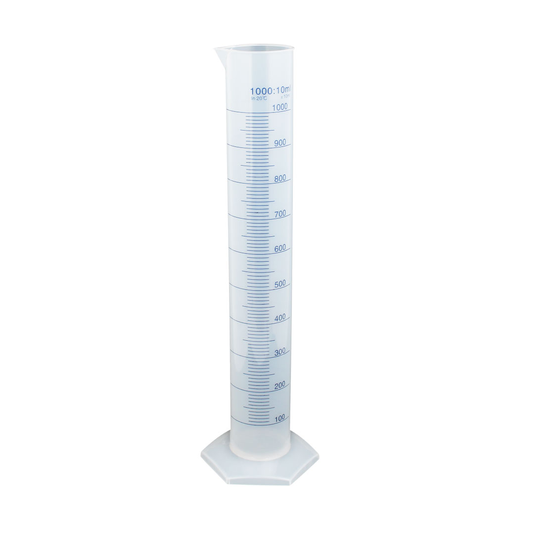 1000mL Volumetric Measuring Cup Laboratory DIY Project Beaker Clear