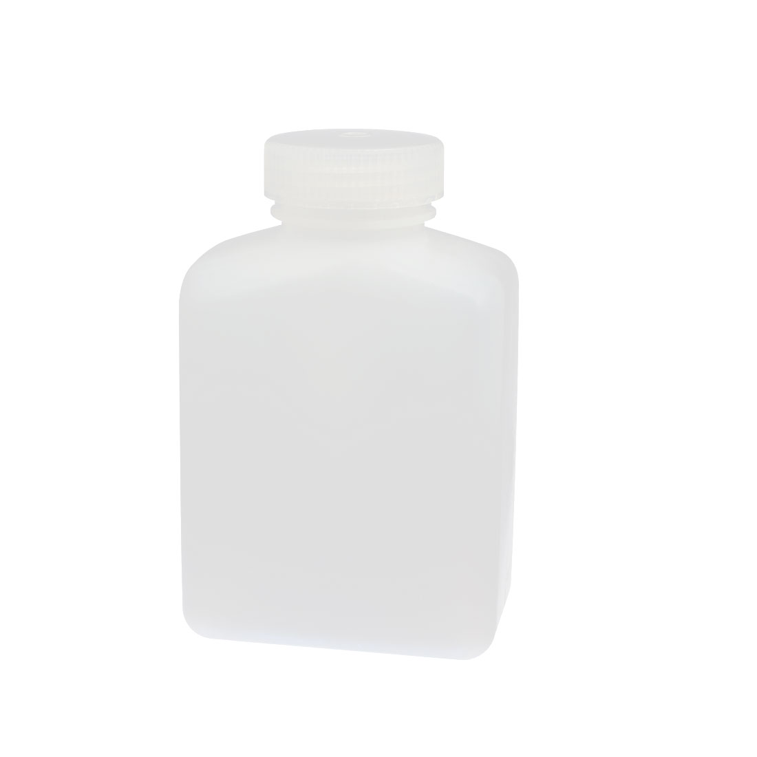 500ml Plastic Square Wide Mouth Chemical Sample Reagent Bottle Thickening