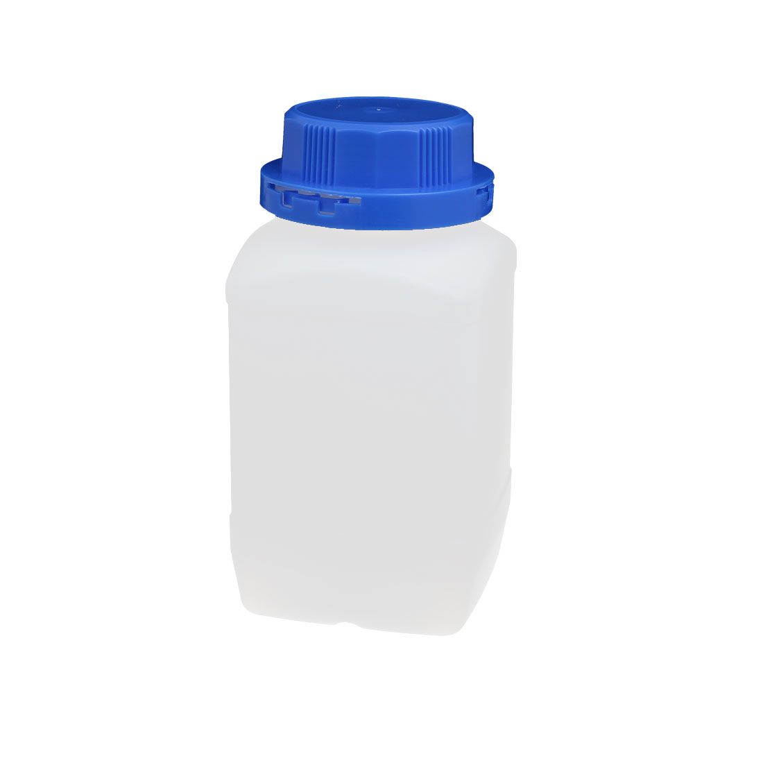 250ml Plastic Square Wide Mouth Sealing Sample Reagent Bottle Thickening