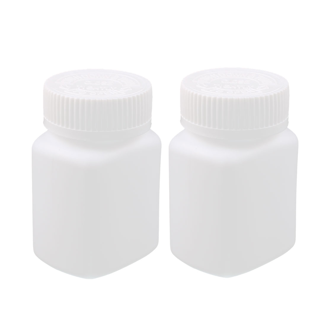 2Pcs 90cc Empty Plastic Bottles Products Bottles