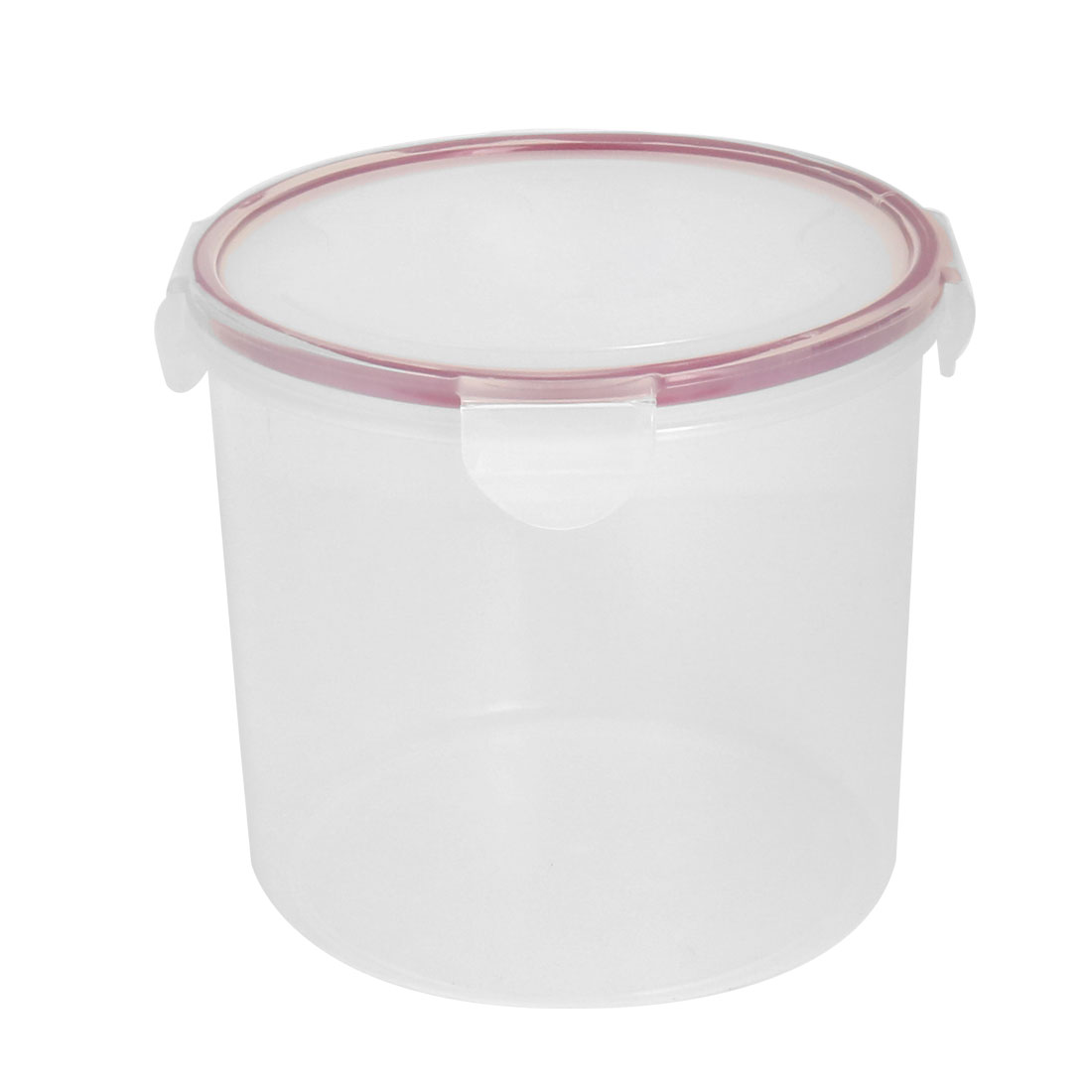 Home Kitchenware PP Cylinder Sealed Food Vegetable Fruit Storage Container 2L