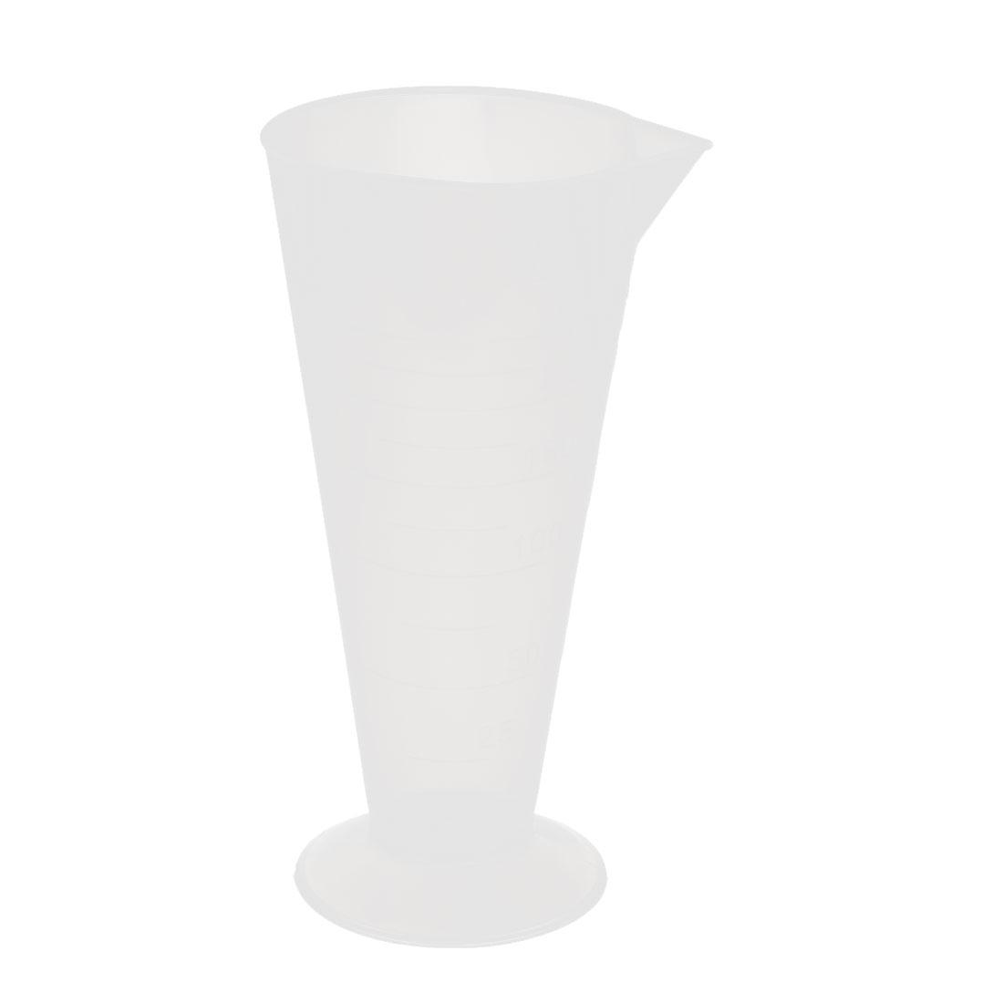 25ml-250ml Laboratory Using Water Liquid Testing Beaker Measuring Cup Thicken
