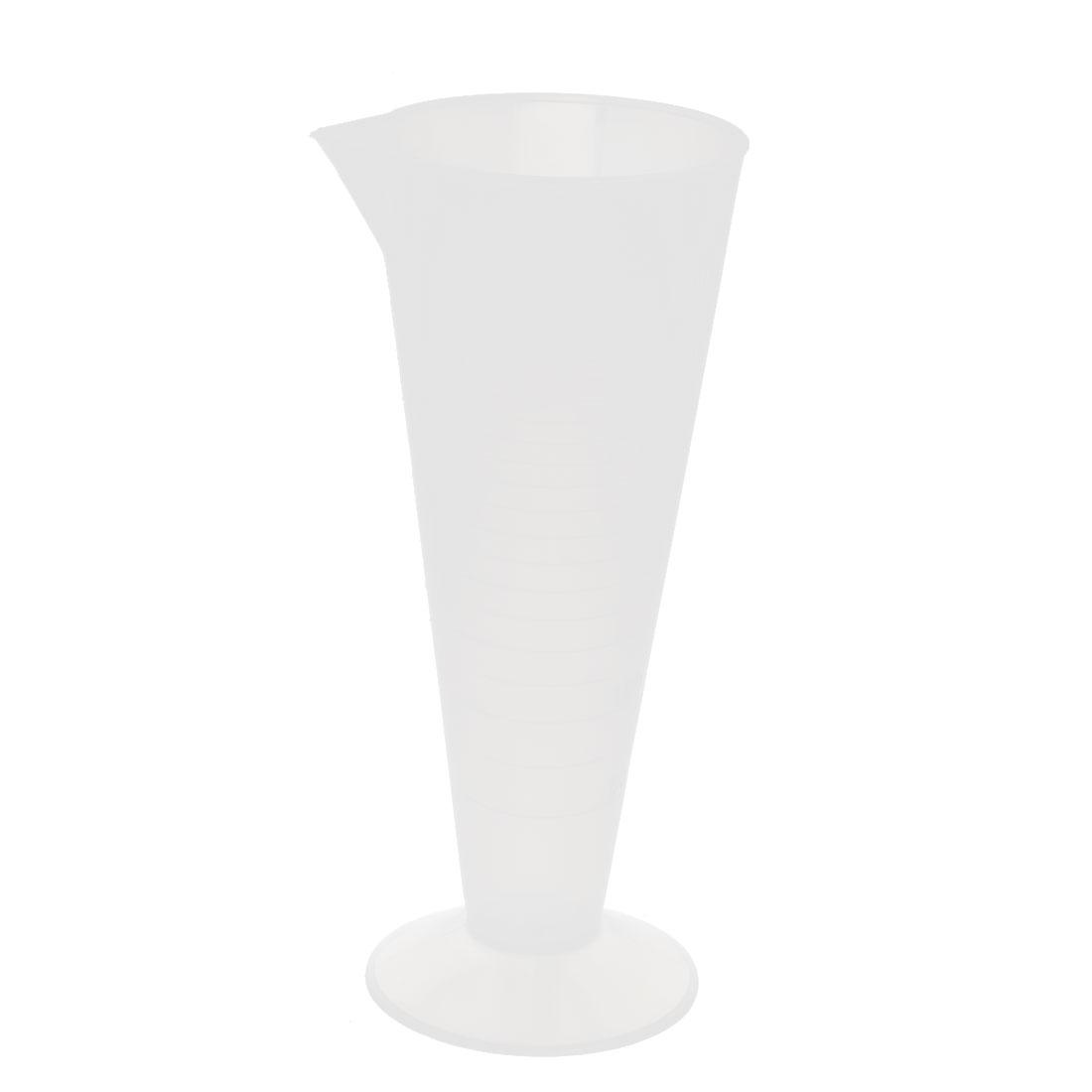 50ml-500ml Laboratory Using Water Liquid Testing Beaker Measuring Cup Thicken