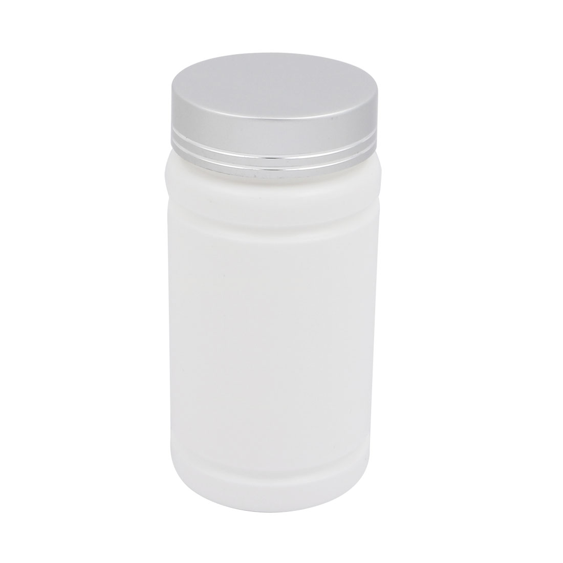 5oz HDPE Plastic White Refillable Narrow Mouth Storage Bottle Jar
