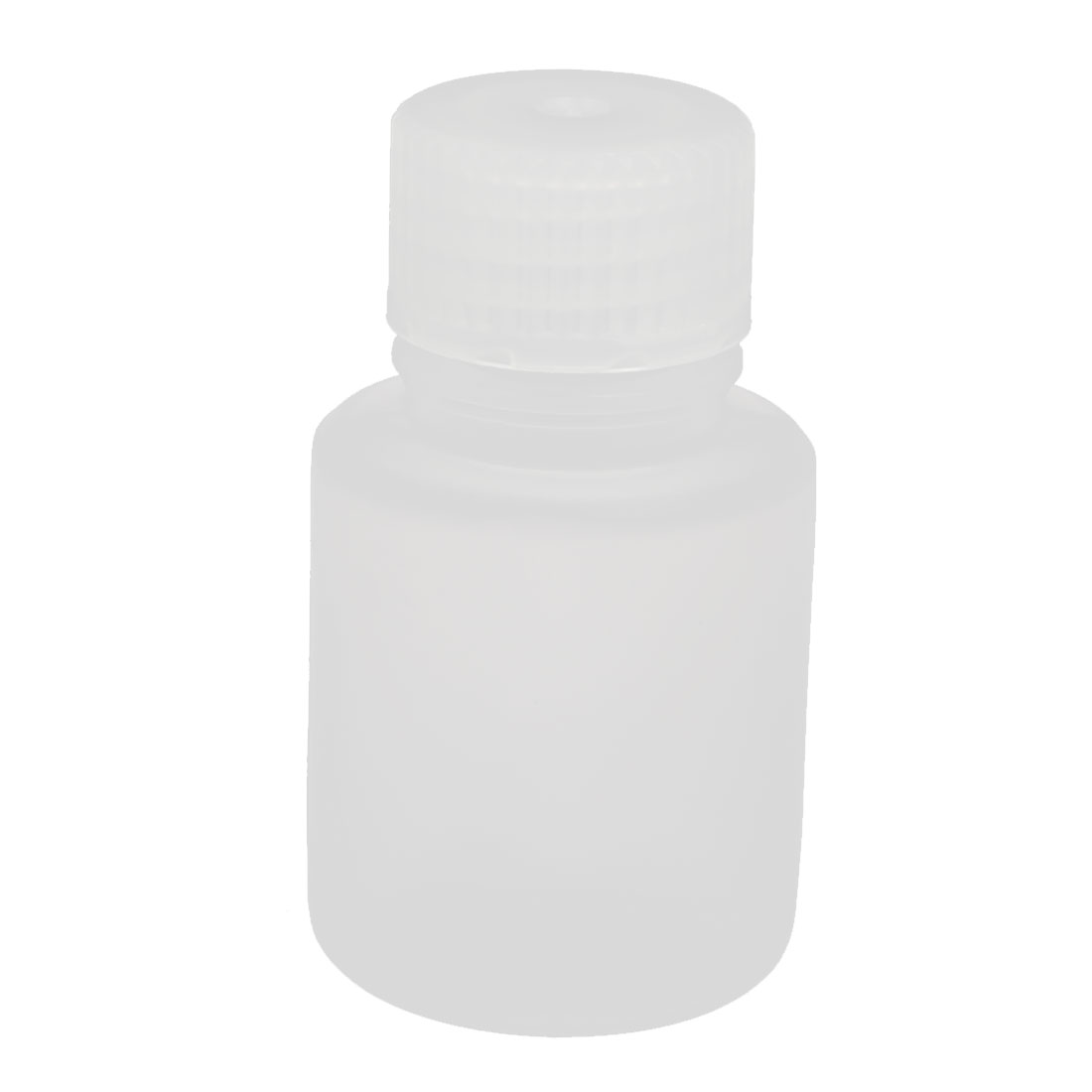 30ml PP Plastic Round Shaped Narrow Mouth Bottle Clear