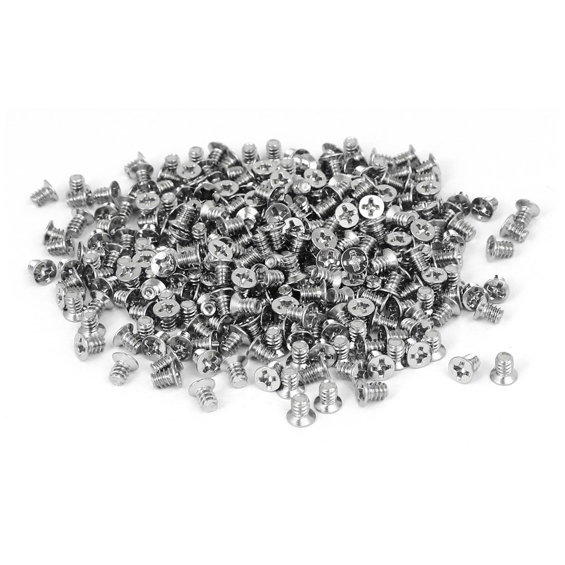 Computer PC Case 3.5-inch HDD Flat Phillips Head Hard Drive Screw 6#-32 300pcs
