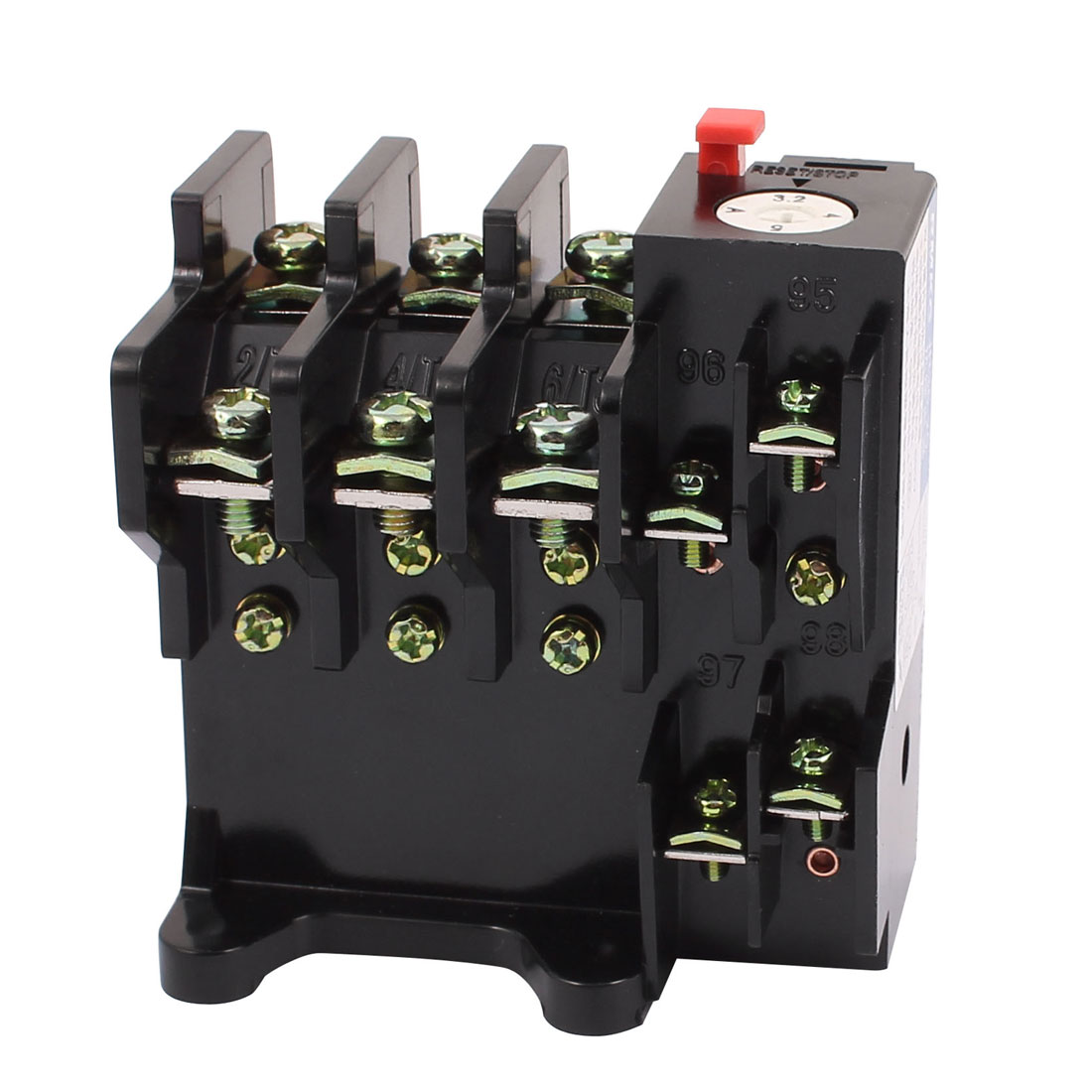 JR36-20 AC 690V 3.2-5A Three Phase Motor Protector Thermal Overload Relay