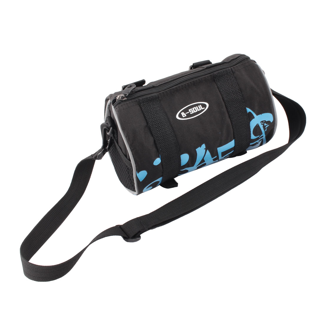 B-SOUL Authorized Cycling Bicycle Blue Front Pannier Basket Handlebar Pouch Bag