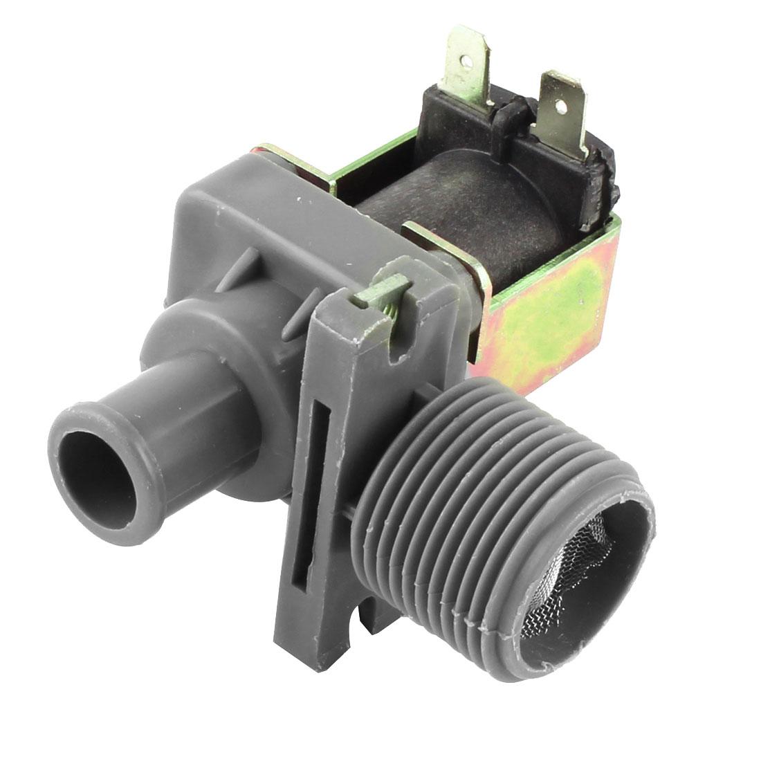 AC 220V 50Hz Water Inlet Solenoid Valve for Washing Machine