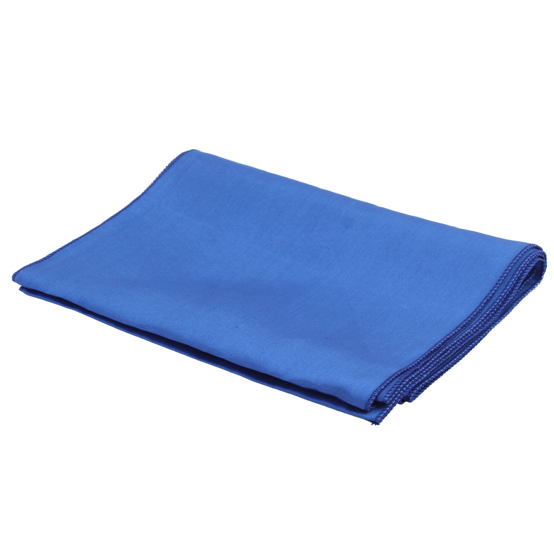 Hotel Home Polyester Sprawl Table Runner Mats Wedding Party Venue Ornament Royal Blue
