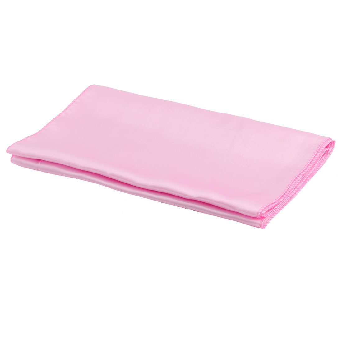 Hotel Restaurant Polyester Table Runner Placemats Wedding Venue Decorations Ornament Pink