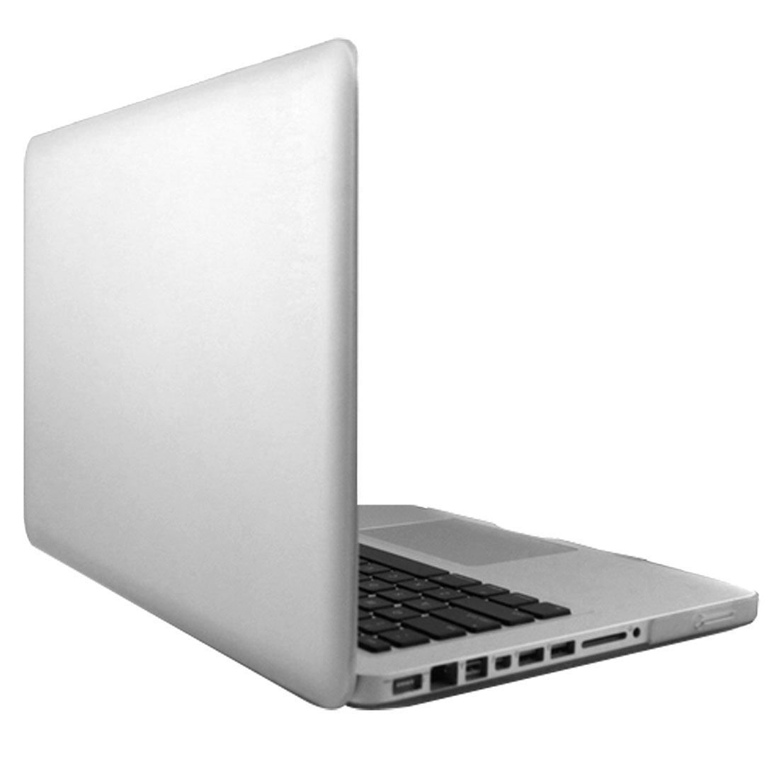 Home Office Laptop Plastic Hard Cover Protector Clear for Macbook Pro 15 Inch