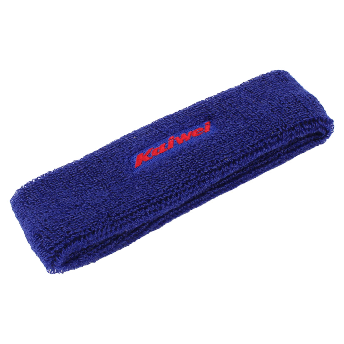 Outdoor Basketball Soccer Cycling Sport Picnic Breathable Head Band Blue
