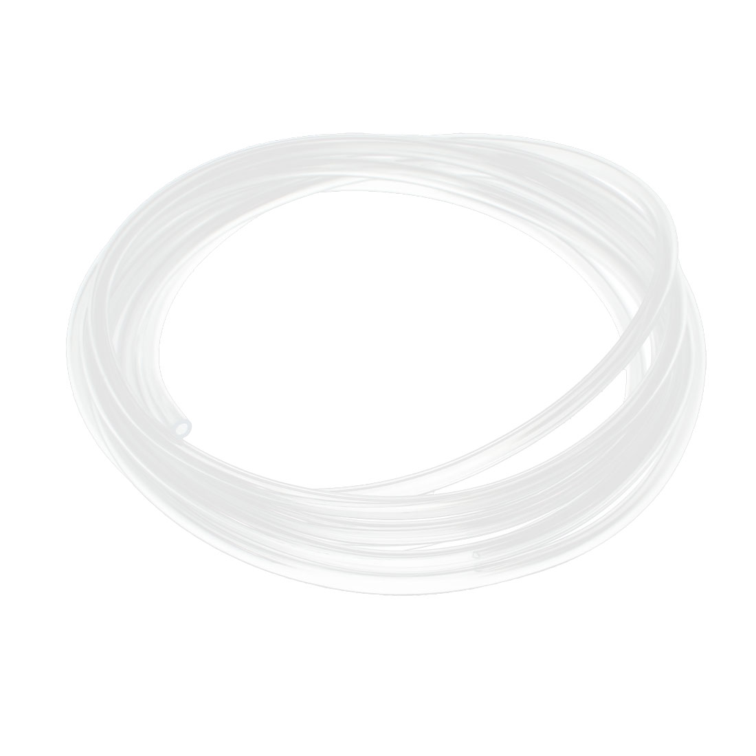 4mm x 2.5mm Pneumatic Air Compressor Tubing PU Hose Tube Pipe 2.5 meter Clear