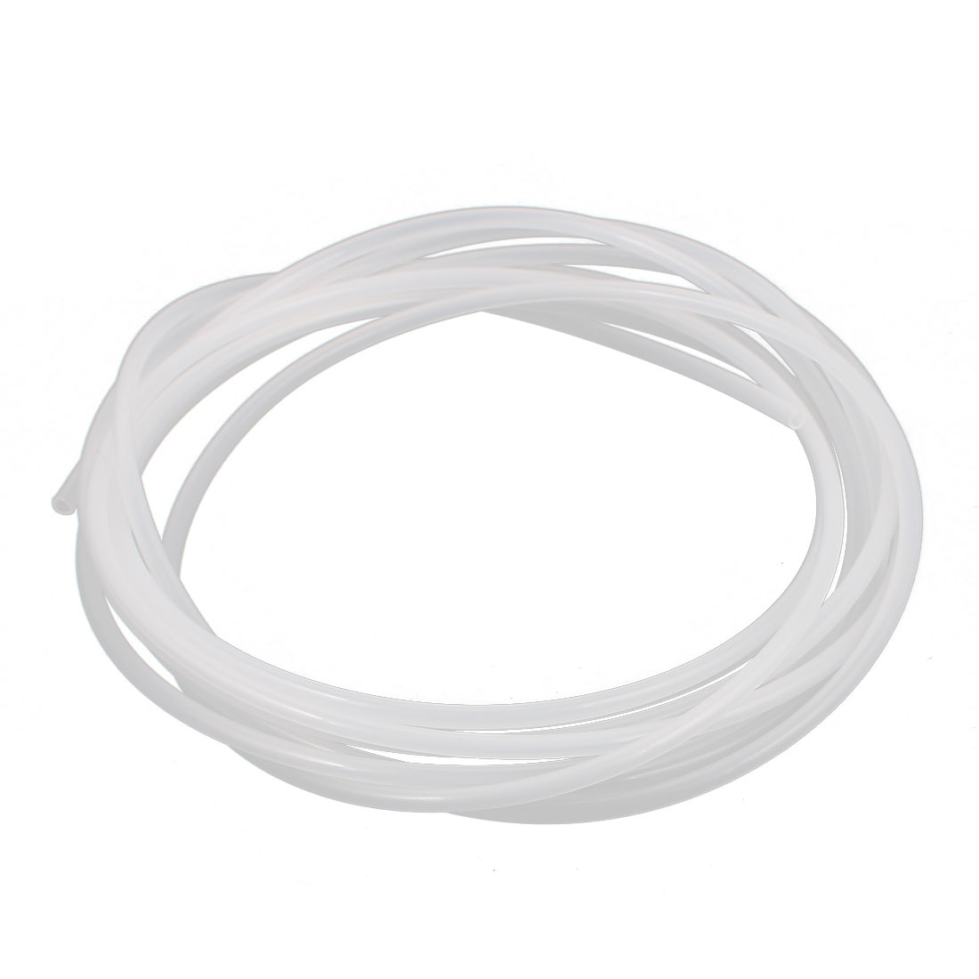 4mm x 2mm Polyethylene PE Gas Water Oil Tube Pipe Hose 3.5M Length