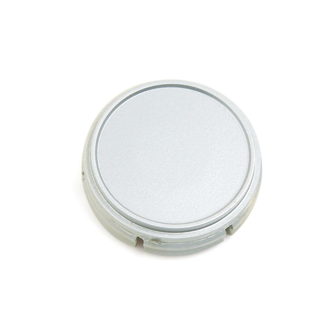 Car Auto 67mm Diameter Wheel Center Hub Cap Cover Guard Protector 6 Clips